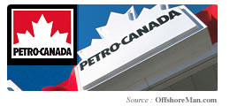 Petro Canada Canadian Oil Sands