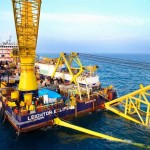 Eclipse Pipelay Barge Offshore oil and gas