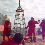 basket transfer offshore oil and gas