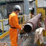 welder offshore oil gas